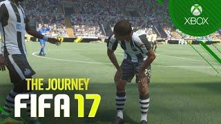TIME NÃO AJUDAAAA !!! - FIFA 17 - The Journey #12 [Xbox One]