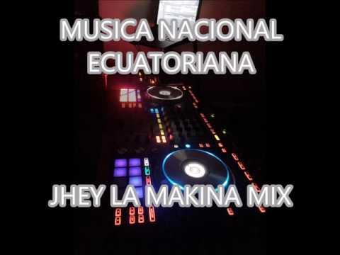 FULL CHICHA MIX  BAILABLE  (MUSICA NACIONAL ECUATORIANA) INTROS  ANIMACION MELODY,.,.,