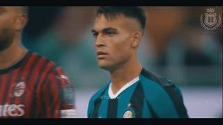 Lautaro Martínez vs  Milan 21/09/2019