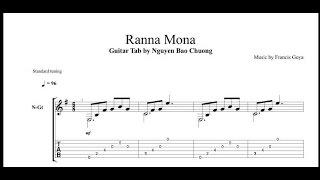 Ranna Mona - tab GP6 - Nguyễn Bảo Chương