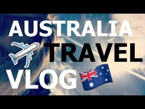 AUSTRALIA VLOG TRAVEL DAY 2017