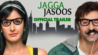 Jagga Jasoos Official Trailer 2016   Ranbir Kapoor   Katrina Kaif   '16