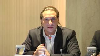 Ομιλία Πέτρου Αρβανίτη στο Συνέδριο ΙΓΜΕΑ