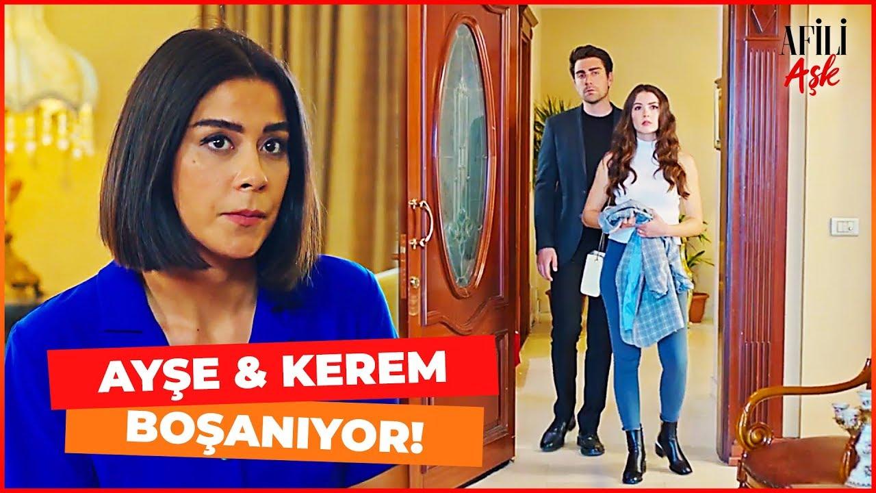 Hülya, Ayşe ve Kerem'in Peşinde - Afili Aşk 19. Bölüm