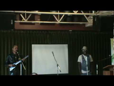 African Musicians in Winnipeg