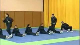 Taekwondo - Entrenamiento de velocidad (4)
