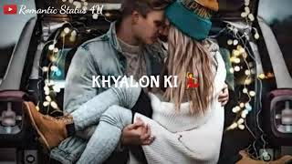 Mere Khwab Mere Khayalon Ki Rani || Ringtone Status || Romantic WhatsApp Status Video 2020 ||