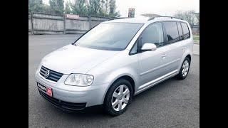 Автопарк Volkswagen Touran 2006 года (код товара 23050)