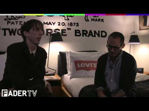 An Interview With Bradford Cox at The Levi's/FADER Fort