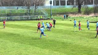 FC Nitra - FK Senica 2 1, 19. kolo Dôvera I. LSD U19