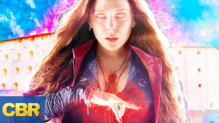 Marvel's WandaVision Will Transform Scarlet Witch Into A Major MCU Villain
