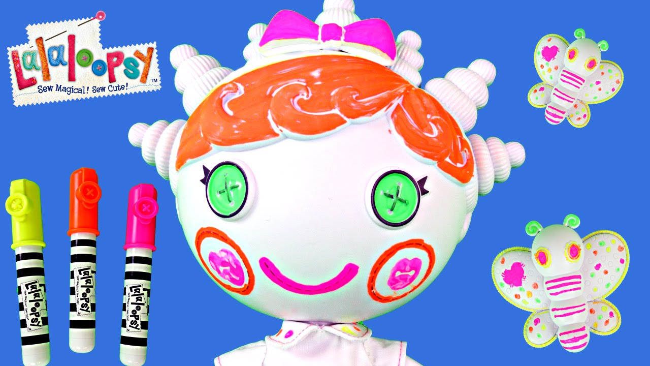 lalaloopsy coloring pages nick jr - photo#39