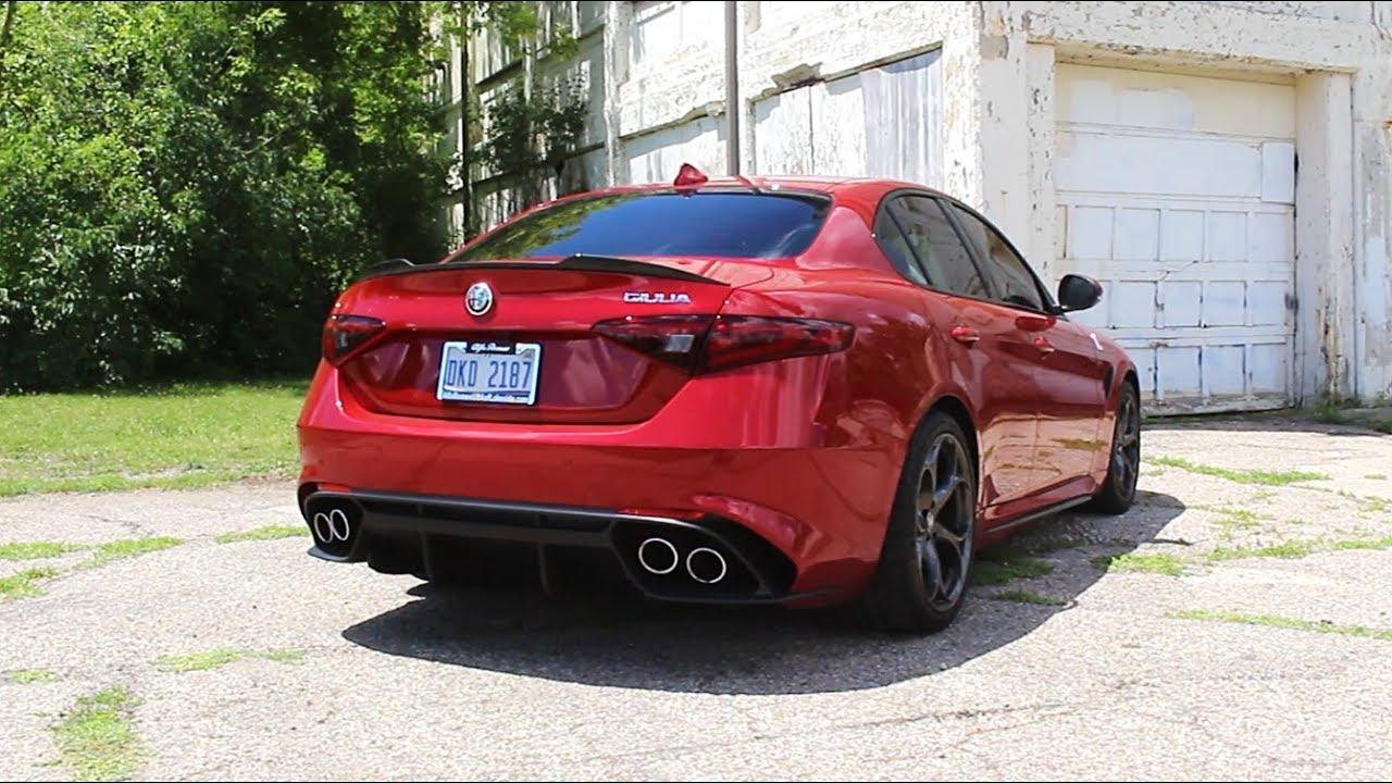 What Is It Like To Own An Alfa Romeo Giulia Quadrifoglio?