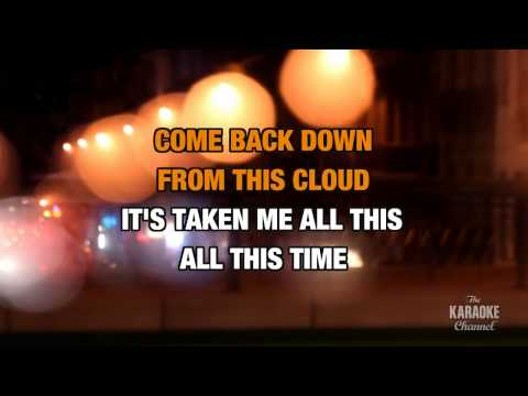 Comedown in the style of Bush | Karaoke with Lyrics
