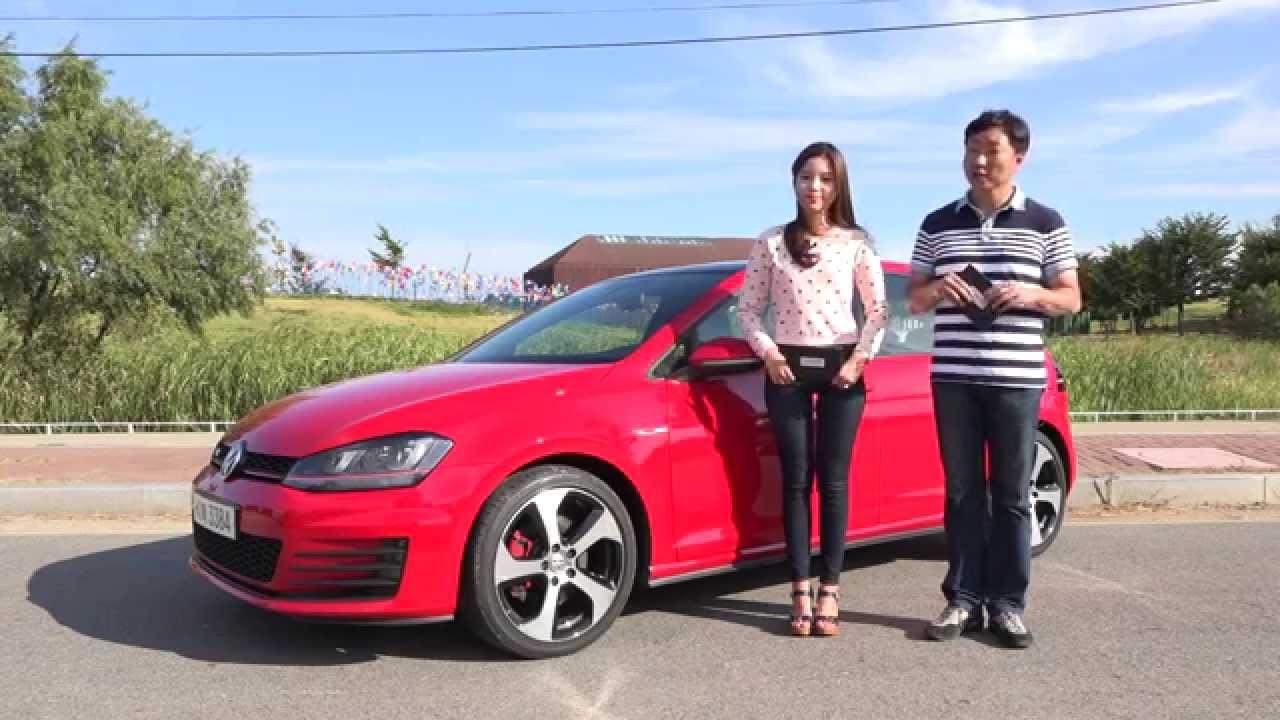 [Carlab/카랩] 2014 폭스바겐 골프 GTI 시승기 / Volkswagon Golf GTI