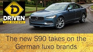 2017 Volvo S90 T6 Inscription Car Review