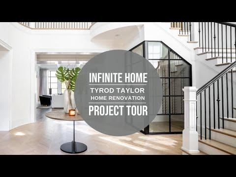 Tyrod Taylor Home Renovation Reveal