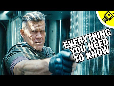 Deadpool 2's Cable: Everything You Need to Know (The Dan Cave w/ Dan Casey)
