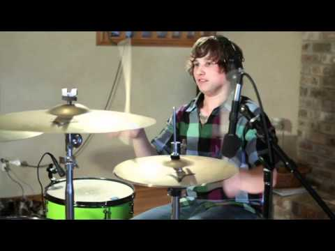 "Ke$ha - ""We R Who We R Ke$ha"" Drum Cover By Taylor Enzminger"