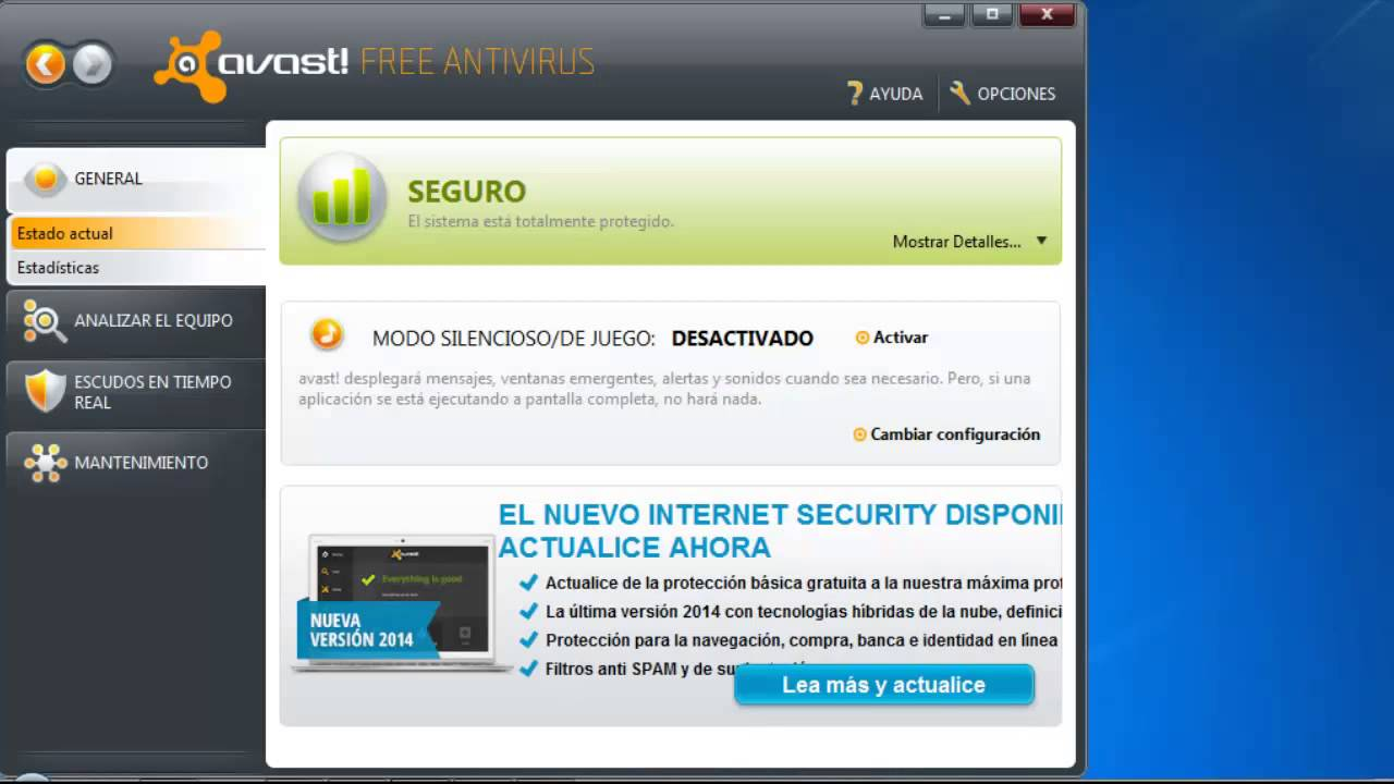 descargar avast free 7 full licencia hasta 2038