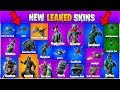 *BRAND NEW* Fortnite Season 6 Leaked Skins! Update 6.2 Never Before Seen Skins, Gliders, and Items!