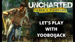LET'S PLAY UNCHARTED! DRAKE'S FORTUNE!