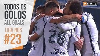 Todos os golos da jornada (Liga 19/20 #23)