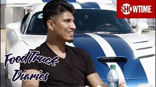 Mikey Garcia | Food Truck Diaries | BELOW THE BELT with Brendan Schaub