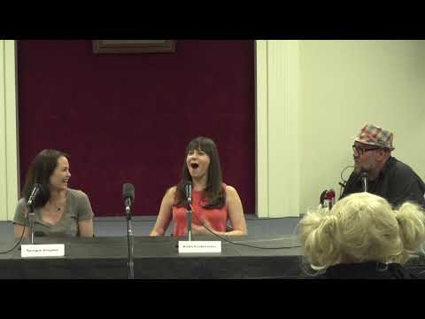 Paranormal Activity Panel From Sinister Creature Con October 2018