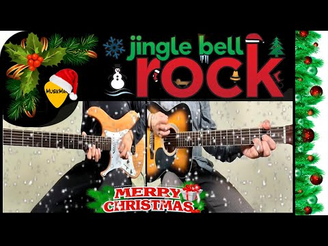 Jingle Bell Rock 🎄 - Bobby Helms / MusikMan #012 🆕