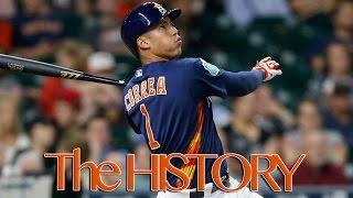 Carlos Correa History
