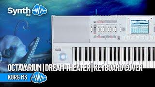 DT OCTAVARIO - Octavarium Cover by S4K team Rio Riccardo ( Space4Keys Keyboard Solo )