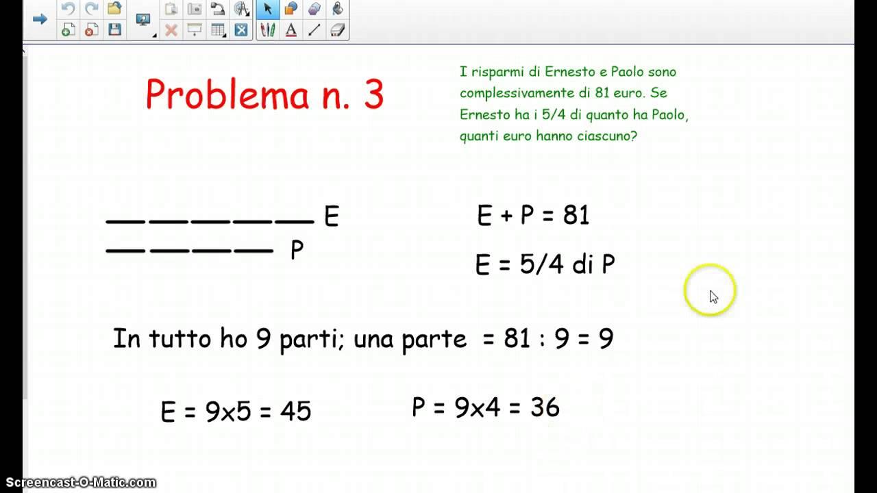 Problemi con gli angoli, programma geometria prima media