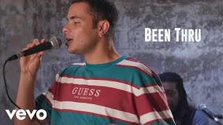 Ady Suleiman - Been Thru (Live Session)