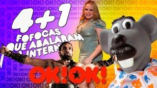 Bozo pegando fogo, Drogo do GOT no Brasil e a filha rebelde de Tom Crazy