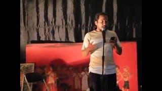 JAKER - AJ Susmana - Puisi Sungai Cirarap