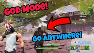 Fortnite Glitches Season 5 (Working) God Mode Get Anywhere On The Map PS4/Xbox one 2018