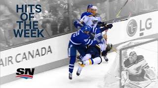 Hits of the Week:  Matt Martin's a machine