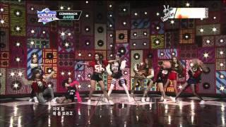 [1080p HD] 130103 M Countdown SNSD Dancing Queen+I Got A Boy