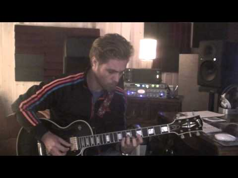 Petter Dahlgren - Guitar Session Lesson part 2 - Recording Electric Guitar