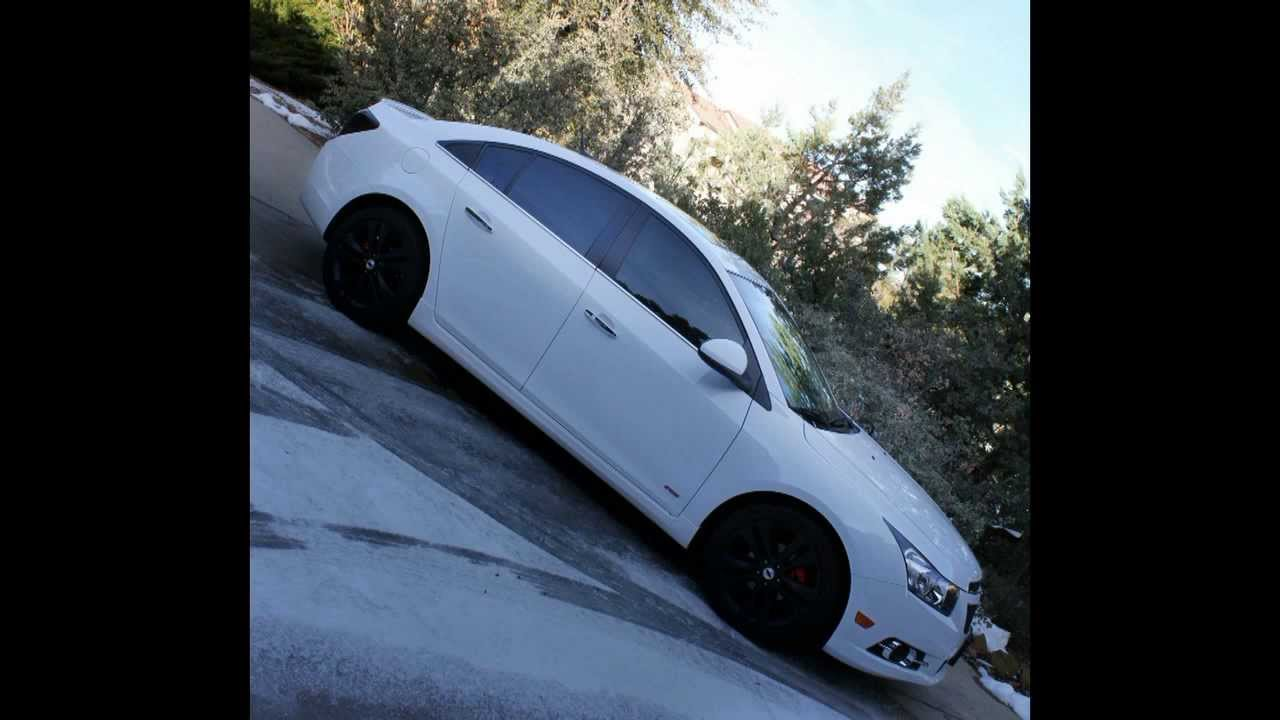 Chevy Cruze Custom >> 2012 Chevy Cruze LTZ RS - YouTube