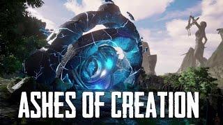 ASHES OF CREATION: HYPE DO NOVO MMORPG