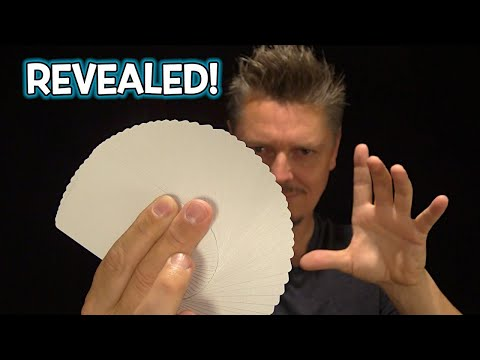 Fastest Mind Reading Card Trick REVEALED (Plus Giveaway and Bonus Tricks!) thumbnail