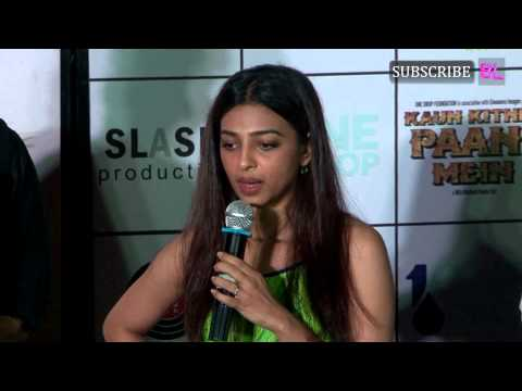 Kaun Kitne Paani Mein Trailer Launch |...