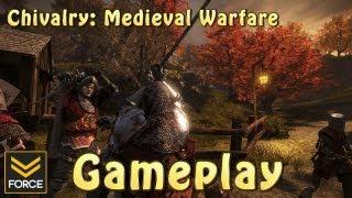 Chivalry: Medieval Warfare (Gameplay)