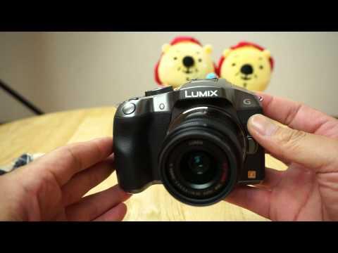 YouTube動画撮影用に買ってみた LUMIX DMC-G6