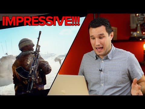Vega 20 MacBook Pro Gaming - Battlefield 5, Black OPS 4, and Fortnite!