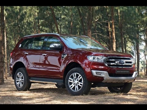 Ford Endeavour Auto Parking : Team-BHP