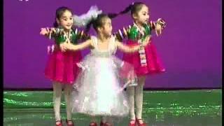 [Dance] Samil Kindergarten, Hamhung {DPRK Music}