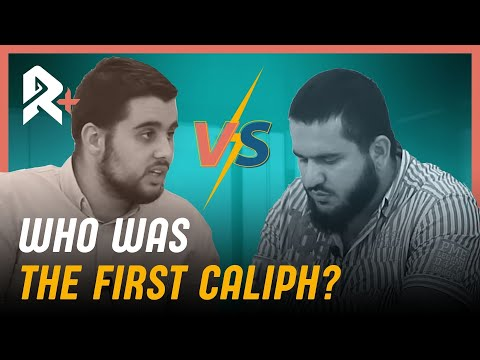 "SHIA vs. ""SUNNI"" DEBATE: Was Imam Ali or Abu Bakr the First Caliph?"